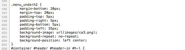WordPress[Stinger3] サイドバーのアイコンを変更する方法